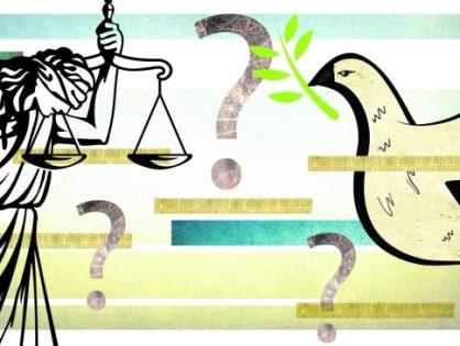 ¿Justicia transicional para la sociedad global?