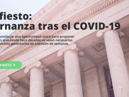 Manifiesto para el gobierno de España: la gobernanza tras el Covid-19