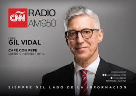 Entrevista en la CNN Argentina: Cronología de una pandemia