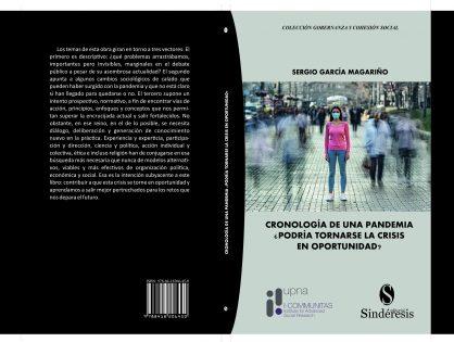 Entrevista en RNE-Navarra sobre Cronología de una Pandemia