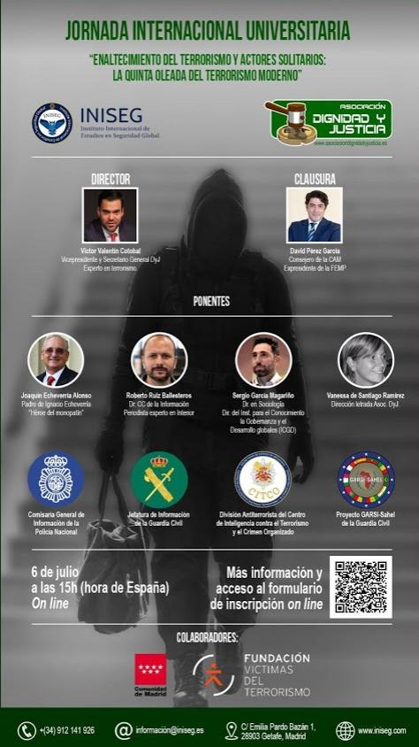 Conferencia: Hacia una explicación general de la radicalización violenta