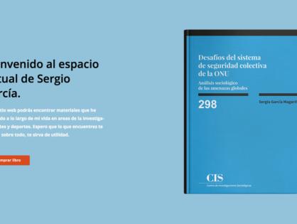 Libro - Desafíos del sistema de seguridad colectiva de la ONU: análisis sociológico de las amenazas globales