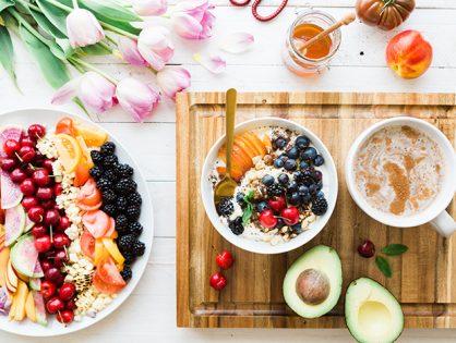 Principios generales de nutrición