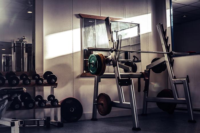 5 días de entrenamiento - Fuerza y volumen