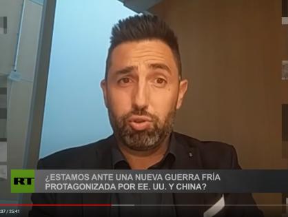 Entrevista en Actualiad RT sobre el 75 aniversario de la ONU
