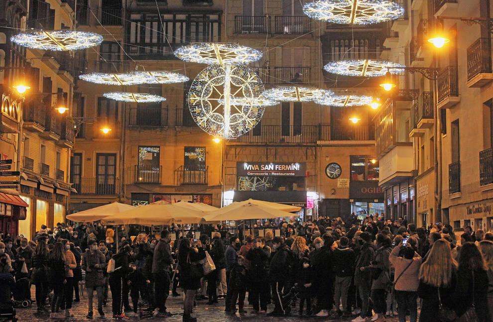 Entrevista para el reportaje en el Diario de Navarra: Navidad entre el deber y el querer