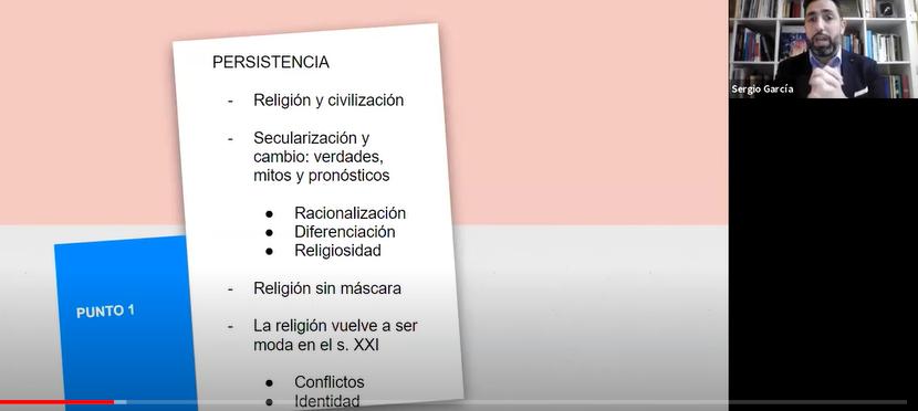 La religión y la modernidad