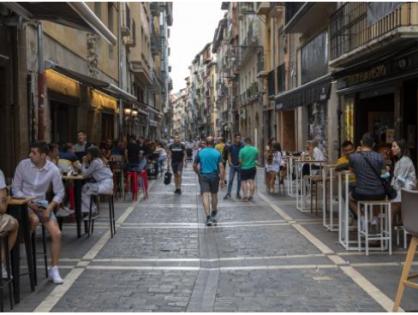 Entrevista para Diario de Navarra: Adiós a las restricciones en Navarra, ¿hola libertad?
